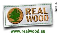 Real Wood Logo
